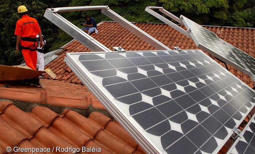 Desde este lunes, la energía del sol es ilegal en España