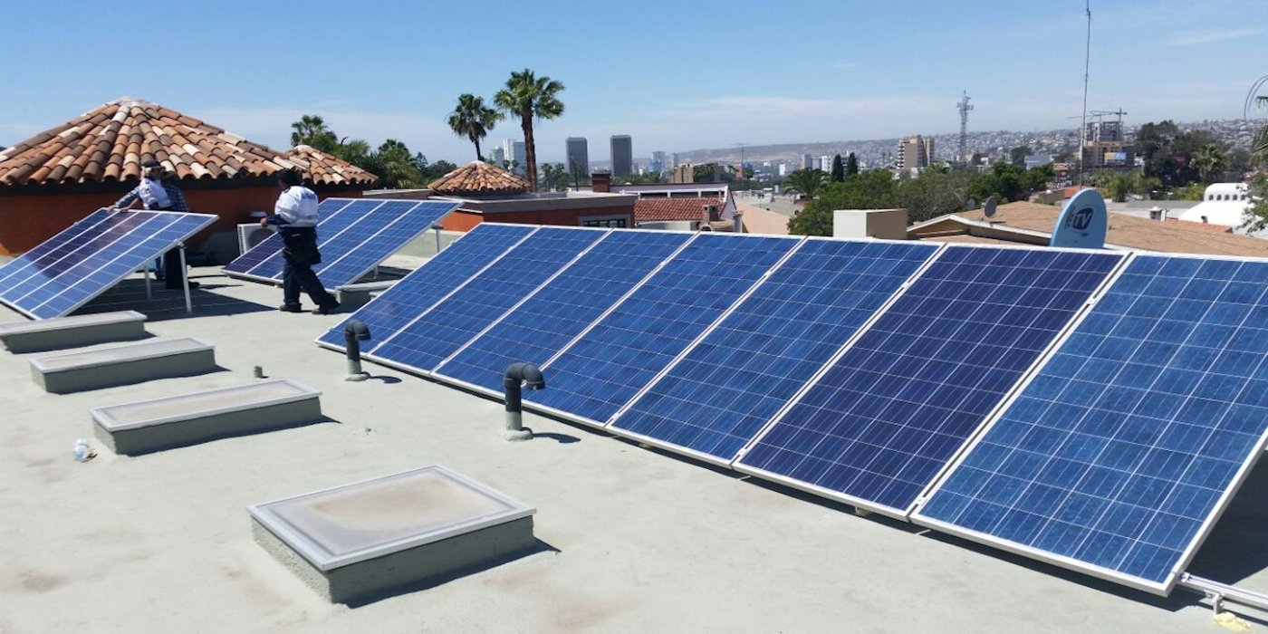Fotovoltaica En Colombia Cenergia