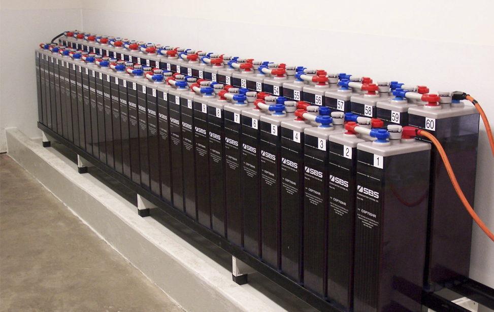 Implementación de bancos de condensadores