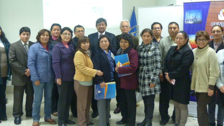 VII Conferencia en Instituciones Educativas: I.E. Bartolomé Herrera