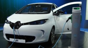 eV Renault ZOE con 320 km de autonomía