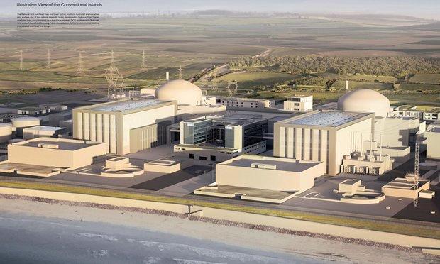 Gobierno británico reconoce que la solar y la eólica serán más baratas que la nuclear