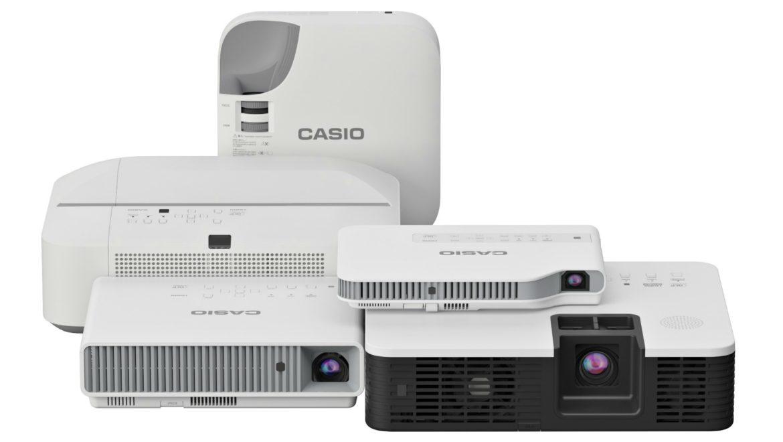Casio presentó en Perú nuevos modelos de proyectores sin lámpara
