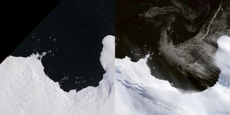 Deshielo de la Antártida: 40 años vistos desde el espacio