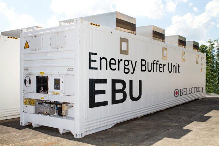Empresa alemana de tecnología energética ingresa al almacenamiento