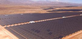 Google Chile elige electricidad 100% fotovoltaica