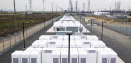 Tres nuevas plantas en California muestran cómo el almacenamiento litio-ion está listo para alimentar la red