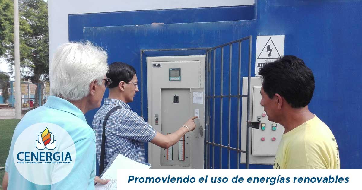 Auditoría Energética a la Institución Educativa Bartolomé Herrera