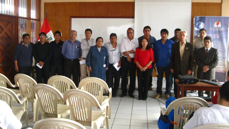 XI Capacitación Instituciones Educativas: C.T.E. Jesús Obrero