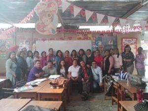 IV Capacitación 2018: 0141 Virgen de Cocharcas