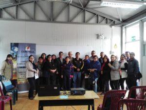 VI Capacitación 2018: IE Carlos Gutiérrez Merino