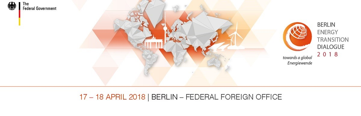 CENERGIA participó en Diálogo sobre Transición Energética BERLÍN 2018