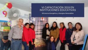 VI Capacitación a docentes 2019: José Olaya