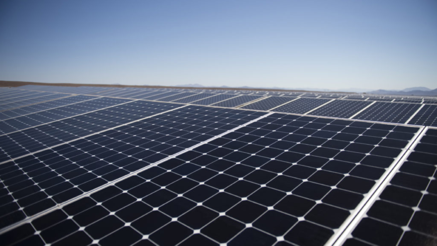 Chile alcanza los 2,64 GW de generación fotovoltaica