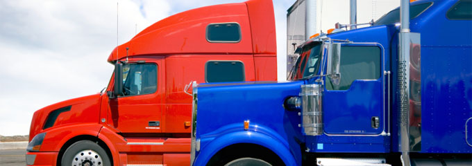 En peligro ahorro de combustible en vehículos pesados en los EEUU