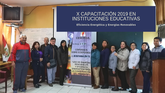 X Capacitación a docentes 2019: José Sebastian Barranca Loera No 1156