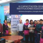 XI Capacitación a docentes 2019: I.E. Institución Educativa José Maria Arguedas
