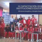 IX Capacitación a docentes 2019: I.E Fé y Alegria No 11