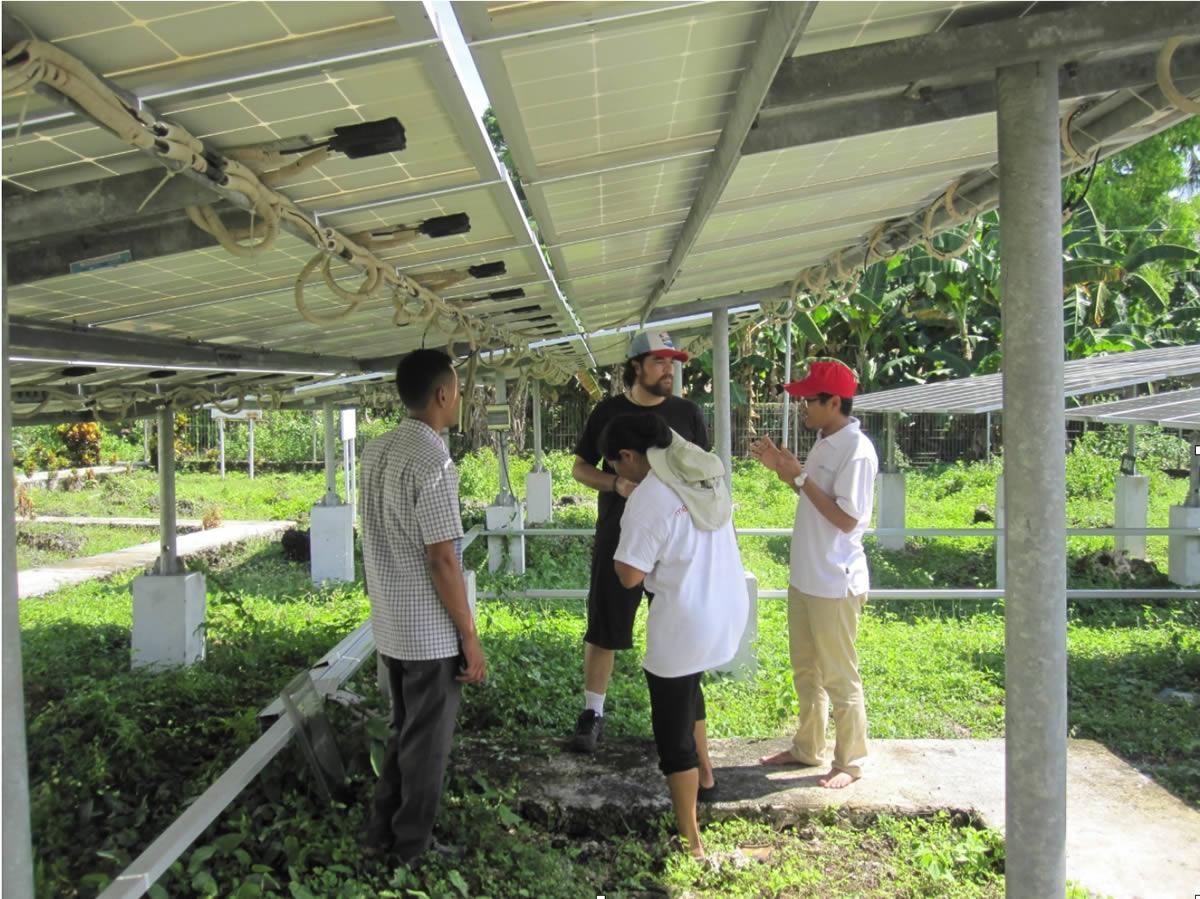 Maluku, Indonesia: suministro de energía renovable a comunidades insulares remotas