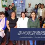 XIII Capacitación a docentes 2019: I.E 3001 Estados Unidos Mexicanos
